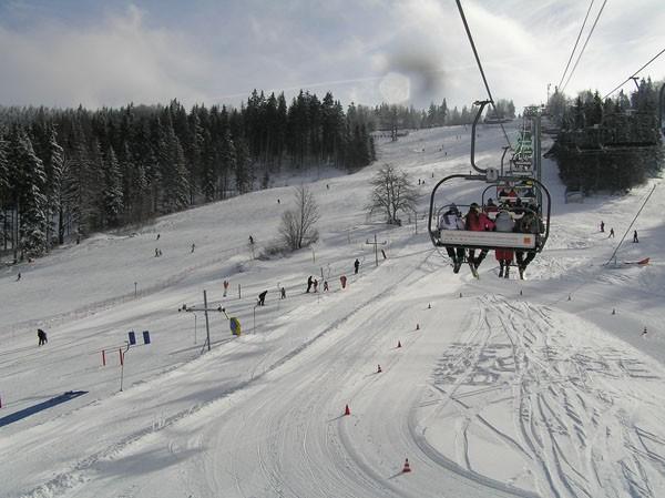 Oščadnica. Ławka i gondolka, czyli narciarski telemix