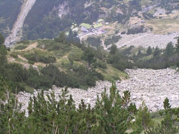 Piryn. O ludziach w górach i o schroniskach