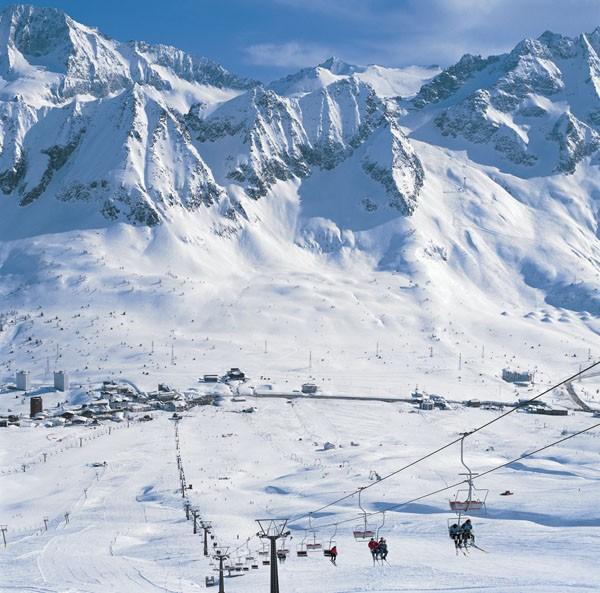 Passo Tonale. Paradiso, czyli raj dla narciarzy