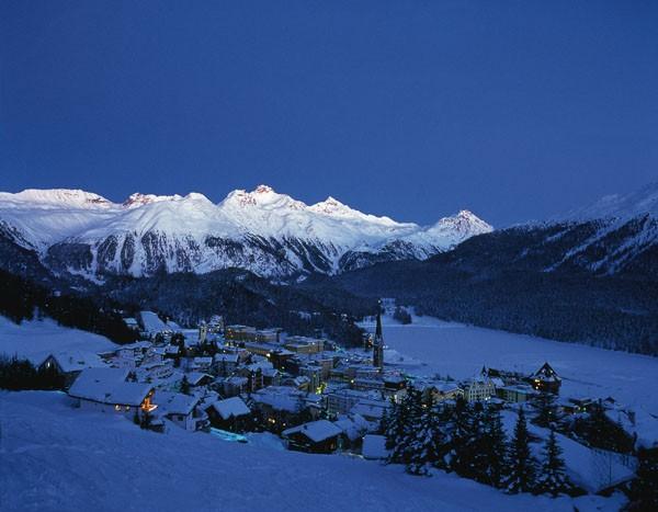 Sankt Moritz. Zimowa stolica całej Europy