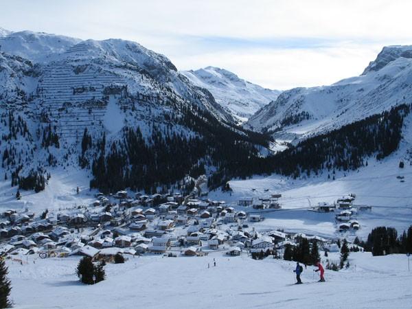 Lech – Zürs. Po trasach i w dziewiczym puchu