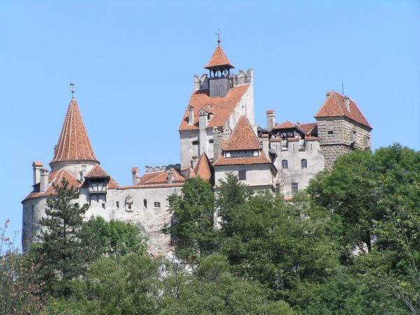 Bran. Zamek dobrego Drakuli