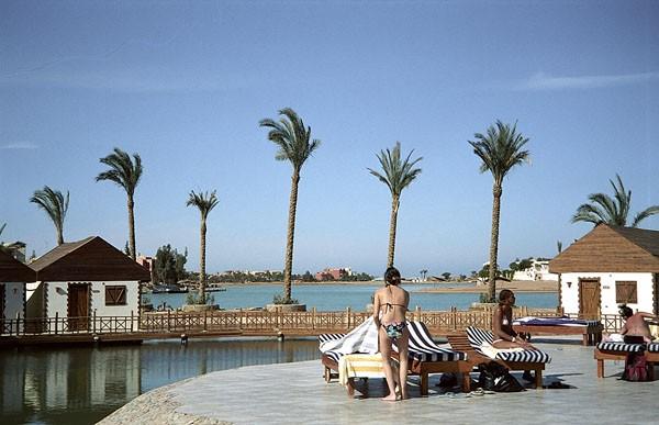 Hurghada. Z dala od starożytnych gruzów