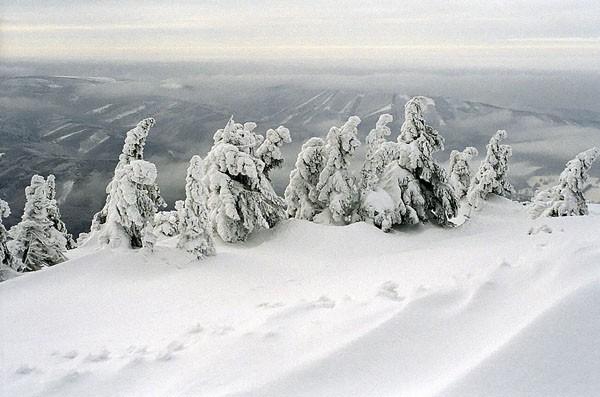Jesioniki. Na narty tuż za miedzę
