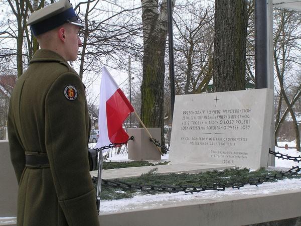 Olszynka Grochowska. Pamiątki po powstańczej bitwie