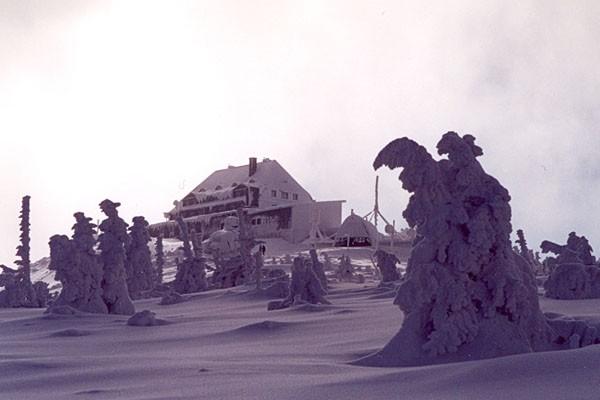 Szklarska Poręba. Na szrenickiej narciarskiej arenie