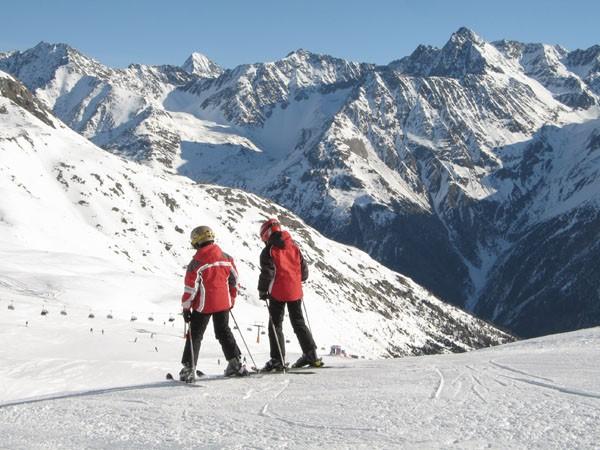 Sölden. U wrót trzech tyrolskich lodowców