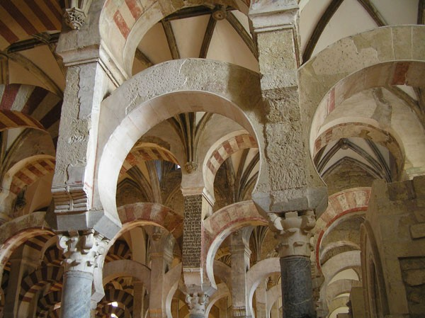 Kordoba Jak meczet Maurów stał się katedrą