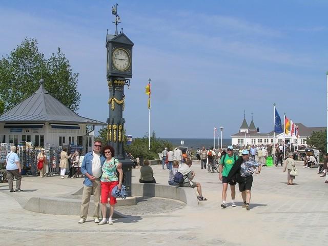 Heringsdorf. Cesarskie uzdrowiska nad Bałtykiem