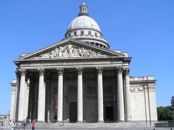 Paryż. Wielkim ludziom wdzięczna ojczyzna
