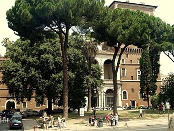 Rzym. Fontanny w Wiecznym Mieście