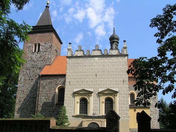Kościelec Kujawski. Najstarszy wiejski kościół murowany