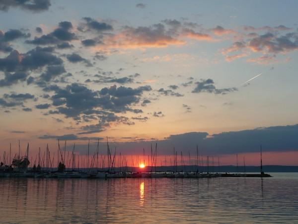 Balaton. Może to i węgierskie morze?