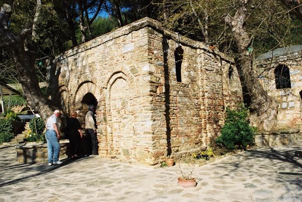 Efez Ostatni dom Matki Bożej