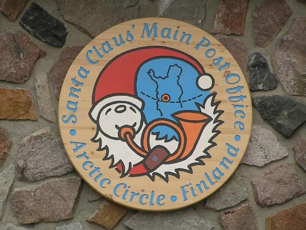 Rovaniemi W siedzibie Świętego Mikołaja