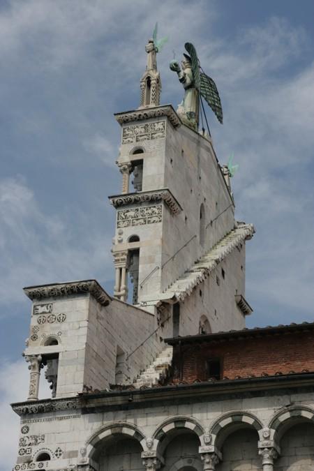 Lukka. Najpiękniejsze miasto Toskanii