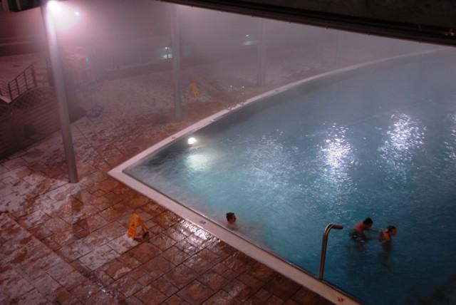 Bukowina Tatrzańska. Tuzin termalnych basenów