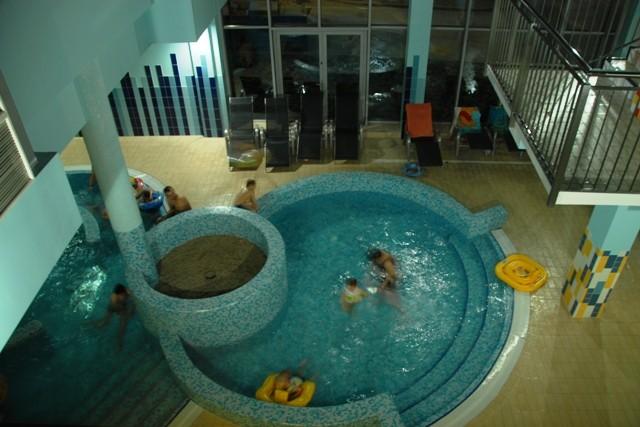 Bukowina Tatrzańska Tuzin termalnych basenów