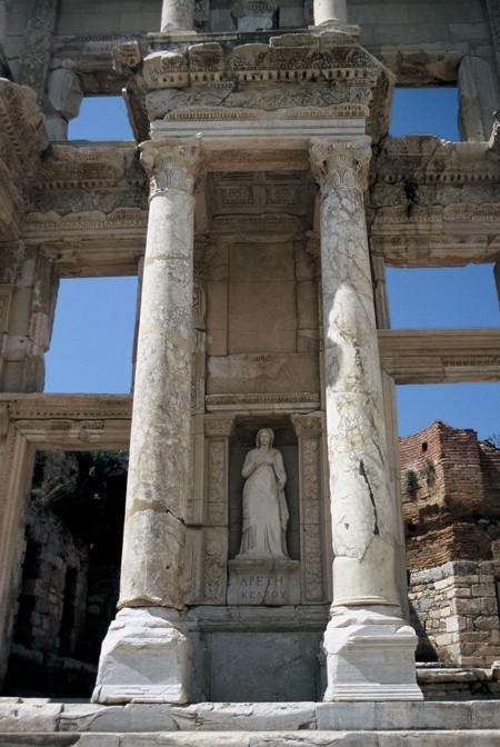 Efez. W antycznej świątyni książki