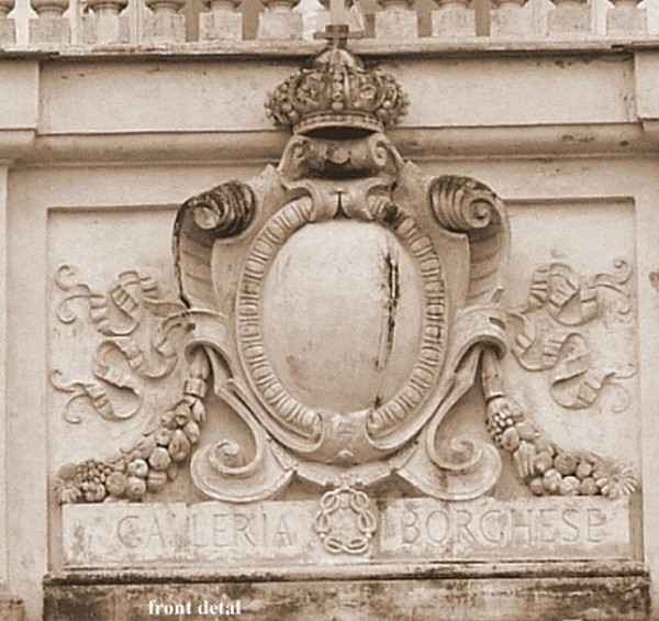 Rzym Galeria Borghese