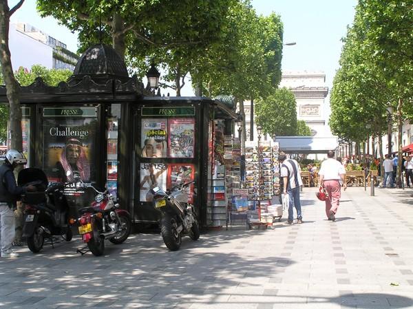 Paryż Najpiękniejsza aleja świata