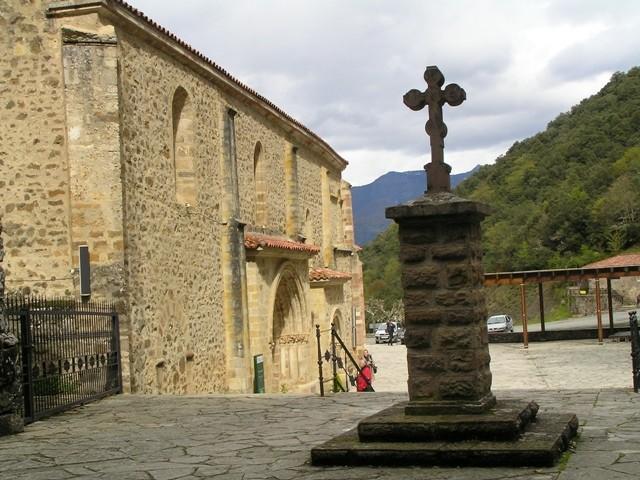 Santo Toribio Na drodze pątników