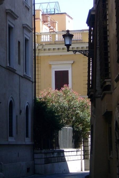 Rzym. Rogaty Mojżesz u św. Piotra