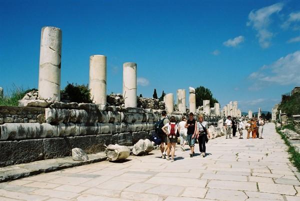 Efez Najlepsze gruzy starożytnej Grecji