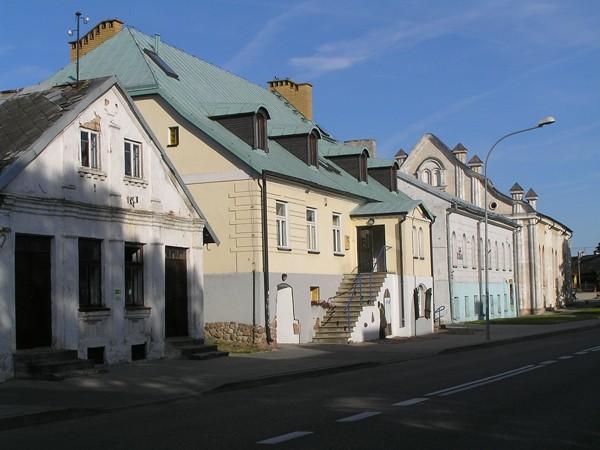 Sejny. Synagoga pogranicza kulur