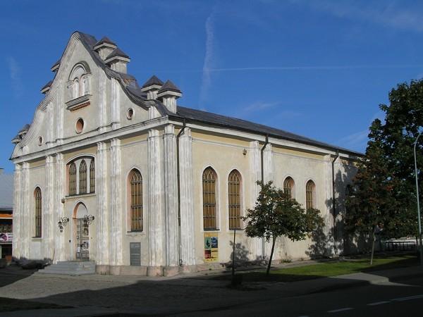 Sejny Synagoga pogranicza kulur