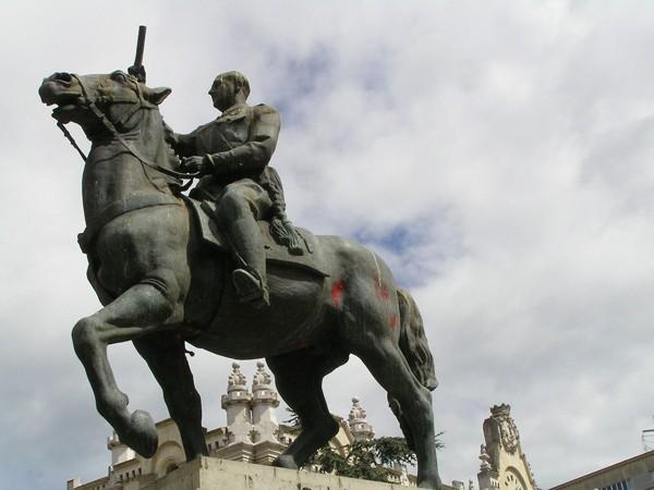 Santander. Plaże w cieniu generała Franco