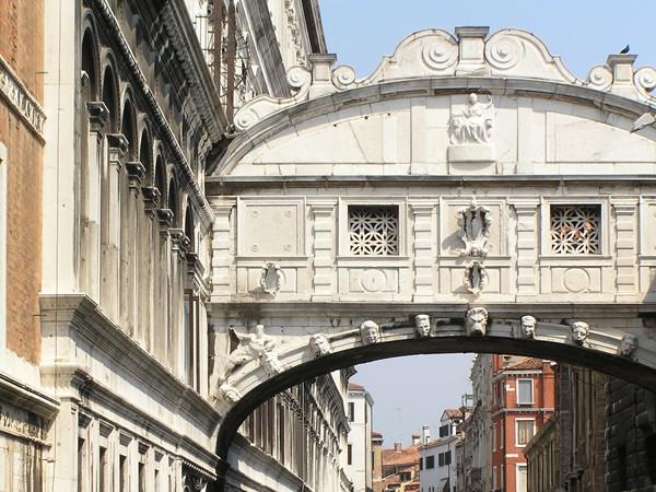 Wenecja Jak wzdychać, to pod mostem