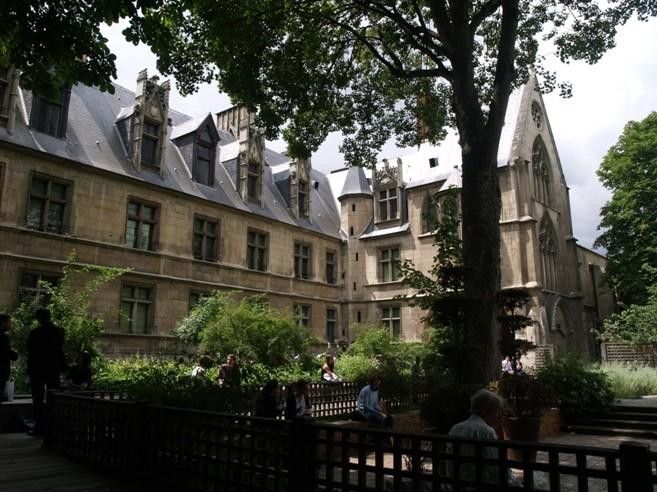 Paryż Tajemnica jednorożca z Cluny