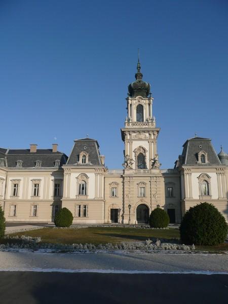 Keszthely. Niezwykłe zbiory w pałacu