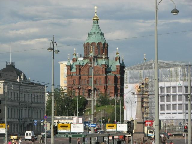 Helsinki Deja vu, czyli: gdie-to ja?