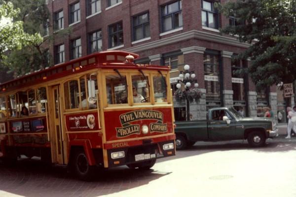Vancouver Zaczęło się od saloonu…