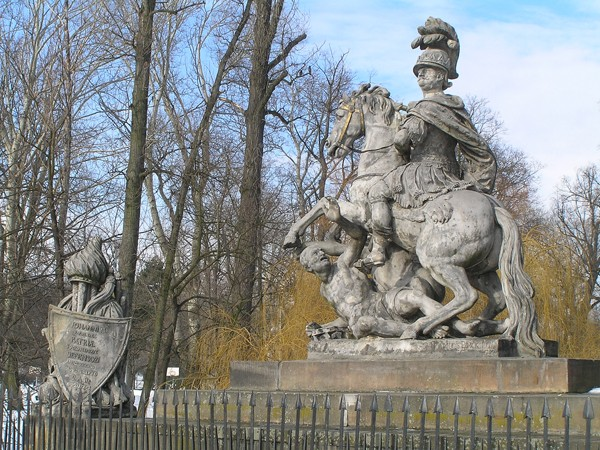 Warszawa. Jan III, król zwycięski