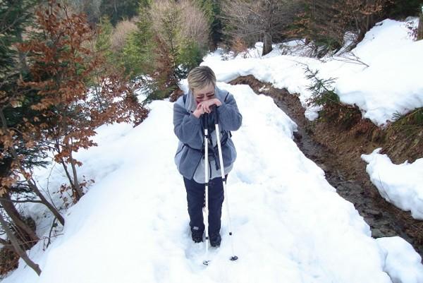 Rycerzowa Prowadził nas zimowy szlak