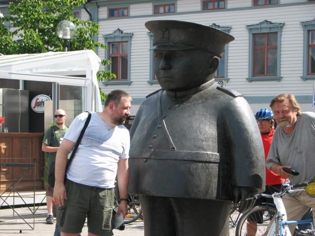 Oulu Rowerem do miasta