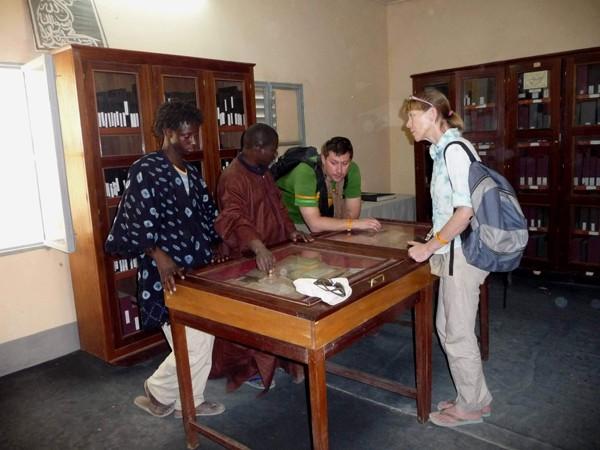 Timbuktu. Mail prosto z Mali