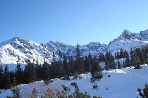 Dolina Suchej Wody. Zimą do Murowańca na Halę Gąsienicową