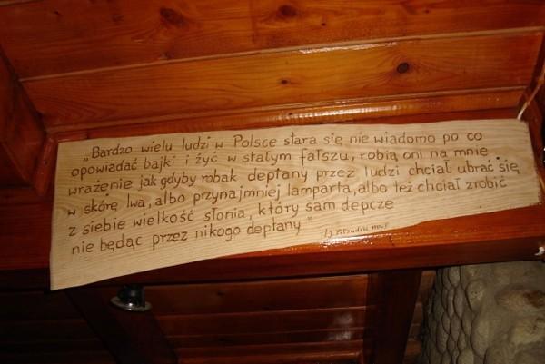 Jamna. Duchowni i akademicy