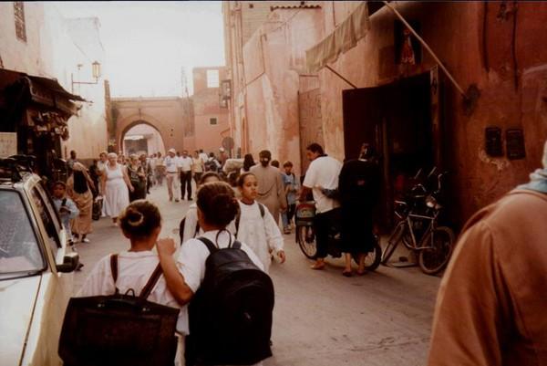 Marrakesz. W zakamarkach medyny