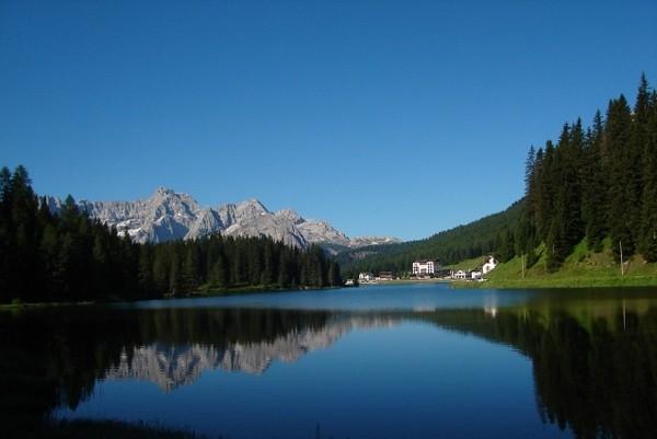 Misurina Góry są dla wszystkich…
