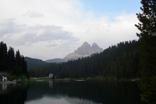 Misurina. Góry są dla wszystkich…