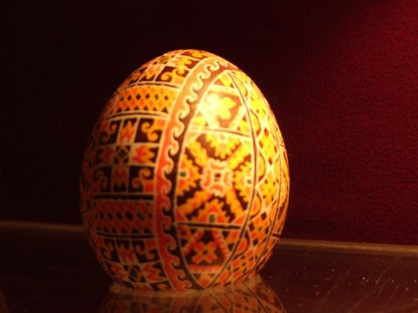 Kołomyja. Jaja uhonorowane w muzeum pisanek