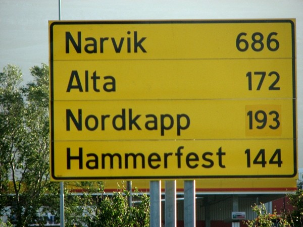 Fiord Porsanger Jak znaleźć kościół katolicki w Norwegii?
