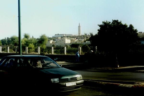 Meknes. Mały Paryż albo Wersal Maroka