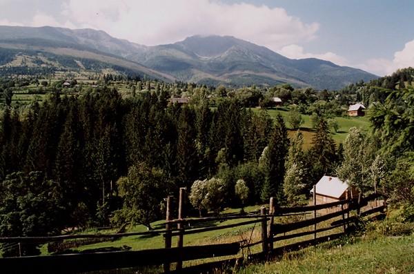 Borşa. Wszystkie szlaki prowadzą na Pietrosul