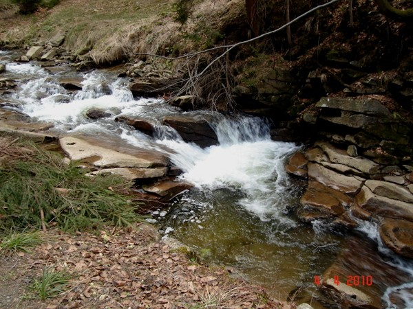 Barania Góra Dydaktyczną ścieżką do źródeł Wisły